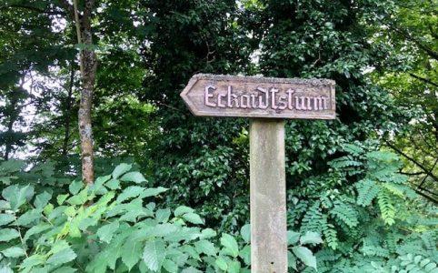 Eckardtsturm in Coburg