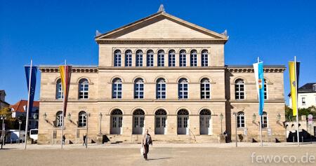 Hoftheater Landestheater Coburg