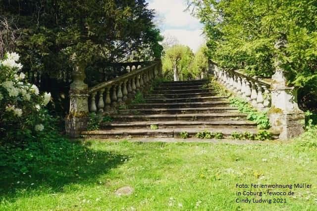 Schloss Hohen Stein in Coburg