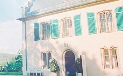 Schloss Rosenau Coburg