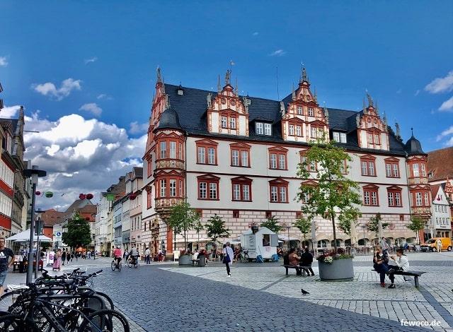 Stadthaus Coburg Marktplatz