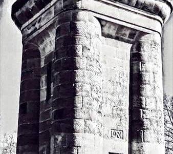 Bismarckturm in Coburg